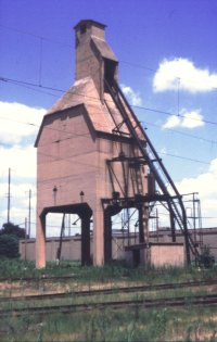 Color pic of coaling tower
